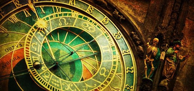 Relógio Astronômico - Europa central