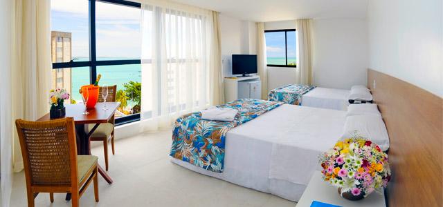 Tropicalis Hotel - Hotéis em Maceió