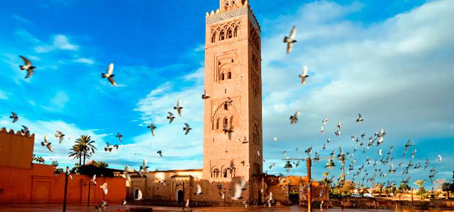 Mesquita Koutoubia - Marrakech