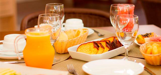 Café da manhã -  Iloa Resort