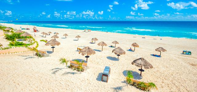 Praia Delfines - Viagem para Cancun