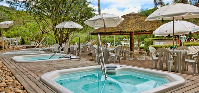 Hidro, piscina, piscina aquecida...o fim de semana mais incrível no Fazzenda Park Hotel