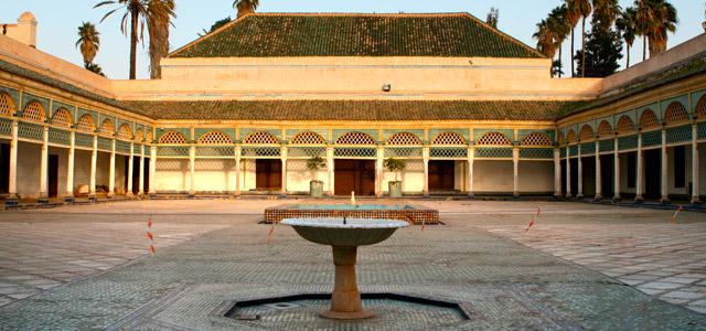 Palácio Bahia - Marrakech