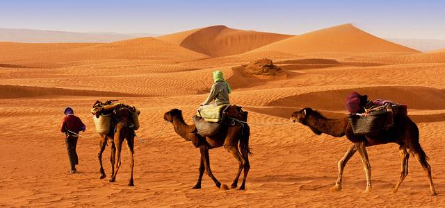 Deserto do Saara - Marrakech
