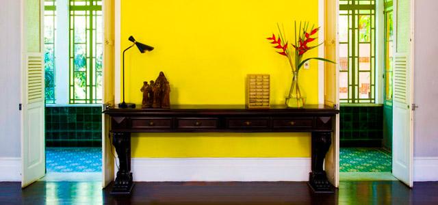Sala do Casa Amarelo