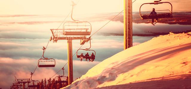 Ski e outros esportes no gelo - Pacotes para Bariloche