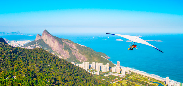 Asa Delta, Rio de Janeiro - Primavera 2015