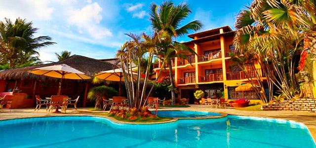 Para relaxar no Manary Praia Hotel