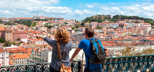 Miradouro São Pedro de Alcântara - O que fazer em Lisboa