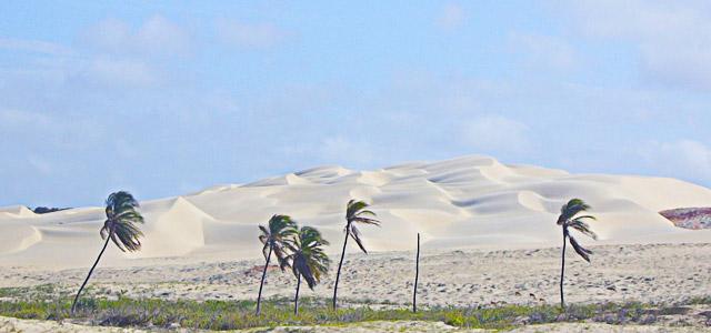Praia de Ponta do Mel, Mossoró