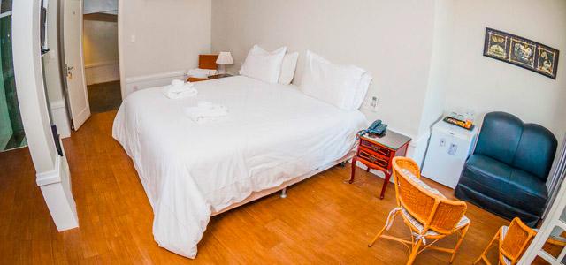 Suites com ar de exclusividade - Le Relais de Marambaia