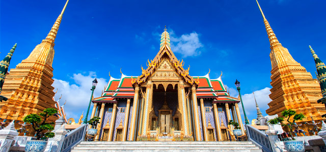 Wat Phra Kaew - Tailândia