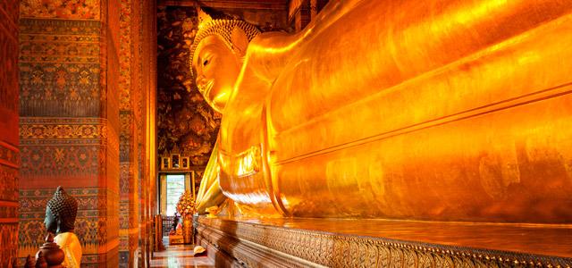 Wat Pho - Tailândia