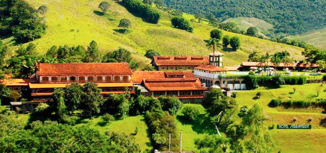 Tenha tranquilidade no Hotel Serraverde
