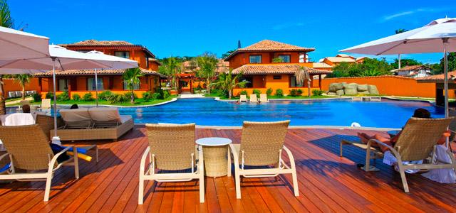 Ferradura Resort e Private: Búzios a dois ou a três!