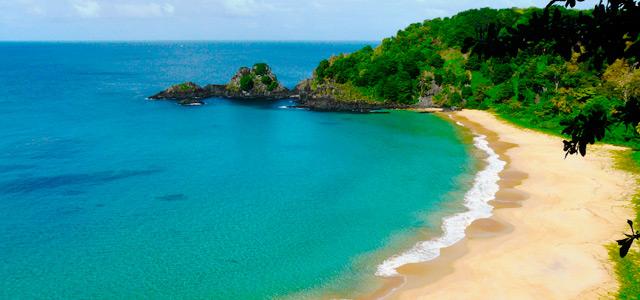 Praia Sancho - Triboju