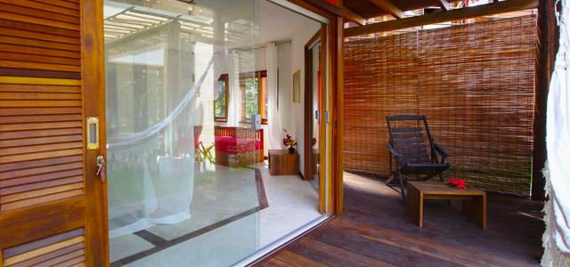 Pousada Bambu Dourado - Decoração