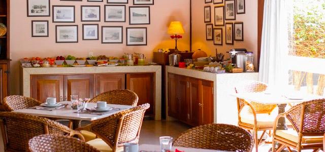 Bupitanga Hotel - Gastronomia
