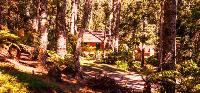 Cabanas do Toldi