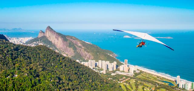Pontos turísticos no Rio de Janeiro - Rio Othon Palace