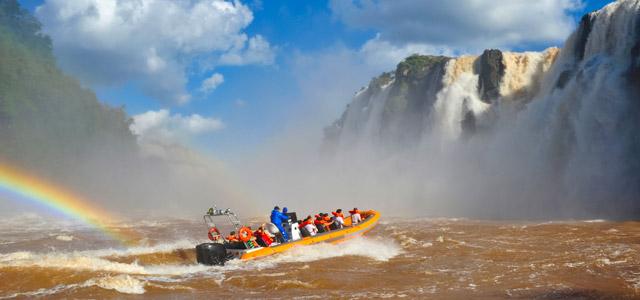 Cataratas do Iguaçu - Rio Iguaçu