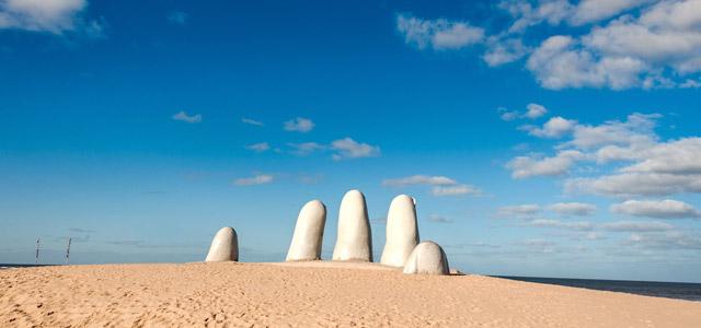 Punta del Este - Praia Brava
