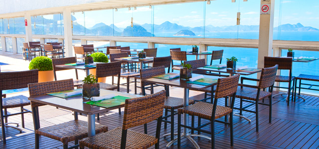 Rio Othon Palace - Restaurantes