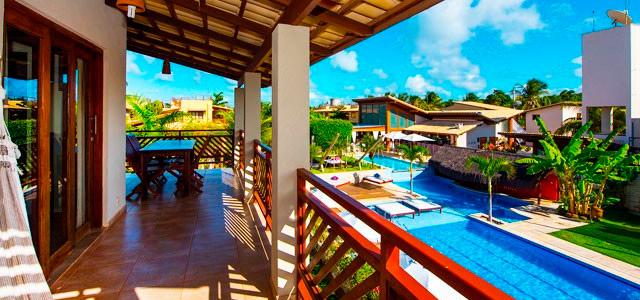 Pipa Beleza Spa e Resort - Piscina