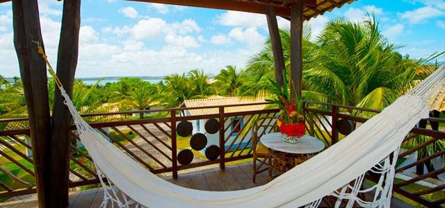 Hotel Tibau Lagoa