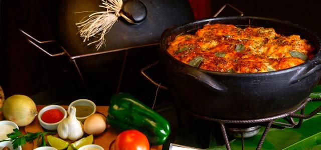 Wetiga Hotel - Gastronomia