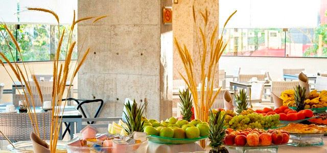 Best Western Le Jardin - Gastronomia
