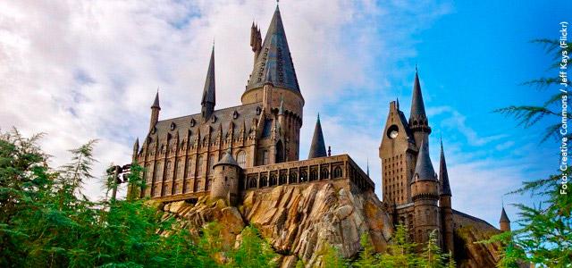 Disney - Castelo de Hogwarts