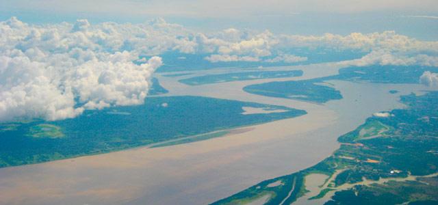 Manaus - Arquipélago de Anavilhanas