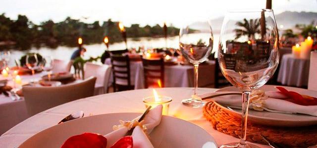 Hotel Canoa - Gastronomia