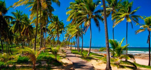 Costa dos Coqueiros - Bahia