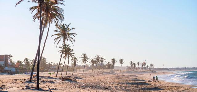 Ceará - Praia de Cumbuco