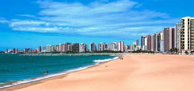 Ceará - Praia Iracema