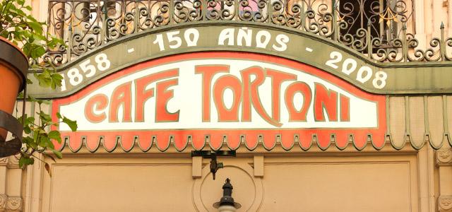 Buenos Aires - Café Tortoni