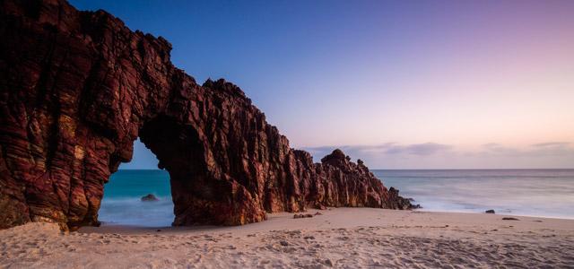 As paradisíacas praias de Jericoacoara prometem te encantar