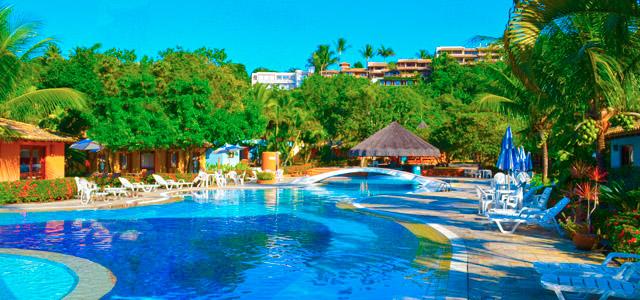 Mar Paraíso Resort - Piscina