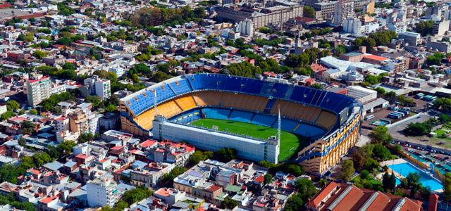 Estádio de La Bombonera