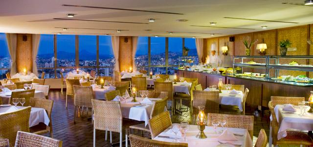 Belo Horizonte Othon Palace - Bar e Restaurante Varandão