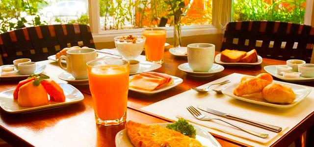 Etoile Hotels Jardins - Gastronomia