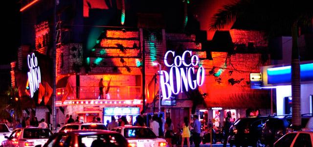 Baladas em Punta Cana - Coco Bongo