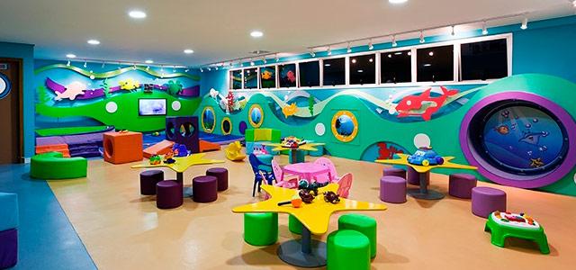 Tauá Resort Caeté - Espaço Baby Peixe Fora D'Água