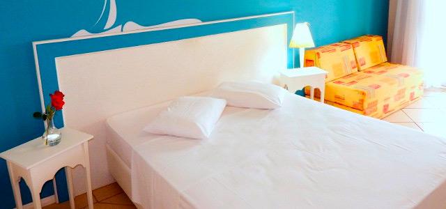 Hotel Porto de Paz - Quarto