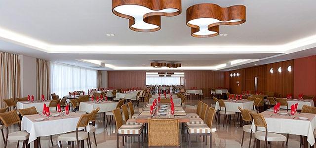 Tauá Resort Caeté - Restaurante Bela Vista