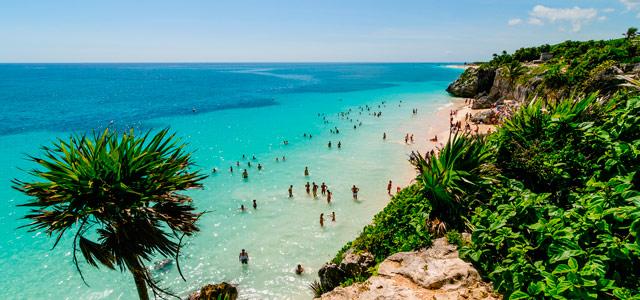 Tulum, Playa del Carmen e Cozumel