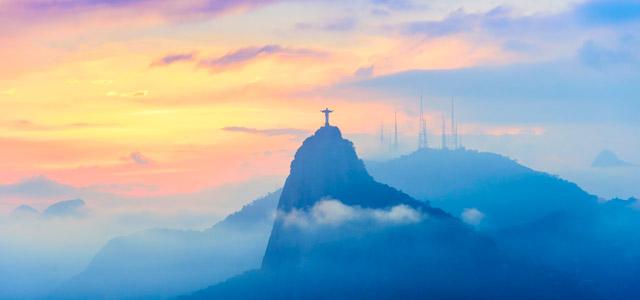 Passeios românticos pelo Brasil