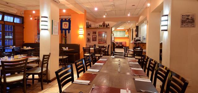Restaurante na Vila Mariana